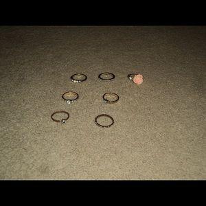 Rings (many)